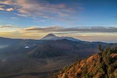 Mt Bromo Imagem de Stock