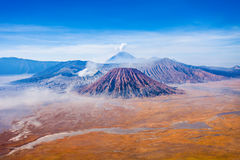 Mt. Bromo Stock Image