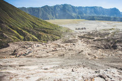 Mt.Bromo Royalty Free Stock Photography