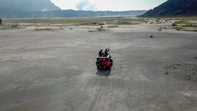 Mt Bromo, Pasuruan, Osttimor, Indonesien lizenzfreies stockbild