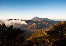 Mt Bromo Sunrise Stock Image