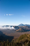 Mt Bromo Sunrise Royalty Free Stock Photography