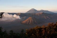 Mt Bromo Sunrise Royalty Free Stock Image