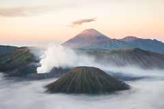 Mt.Bromo. Tengger Semeru National Park, East Java, Indonesia Stock Photos