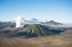 Mt.Bromo. Tengger Semeru National Park, East Java, Indonesia Royalty Free Stock Photos