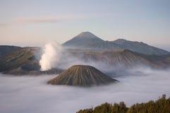 Mt.Bromo. Tengger Semeru National Park, East Java, Indonesia Stock Photography