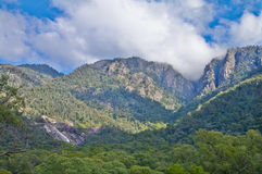 Mt Buffalo Gorge Stock Photography
