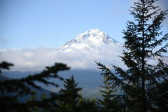 Mt Capot Orégon photo stock