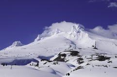 Mt. Cappuccio, Oregon Fotografie Stock