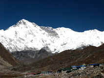 Mt Cho Oyu Photographie stock