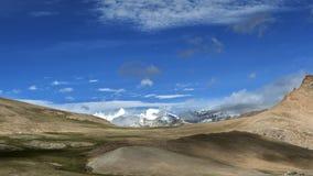 Mt Cho Oyu förbiser Royaltyfria Foton