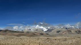 Mt Cho Oyu förbiser Fotografering för Bildbyråer