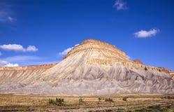 Mt. coloré Garfield Image libre de droits