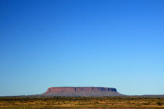 Mt Connor, Australia Royalty Free Stock Image