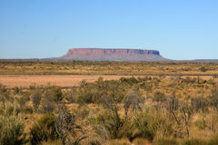 Mt Connor, Australia Royalty Free Stock Photography