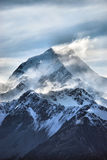 Mt. cook. New zealand aotearoa south pacific Stock Photo