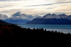 Mt. Cook Stock Photos