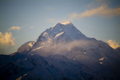 Mt Cook Royalty Free Stock Images
