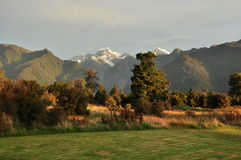 Mt. Cook Royalty Free Stock Images