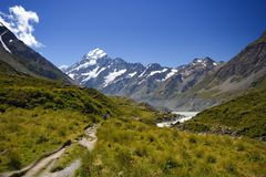 Mt Cook Stock Photography
