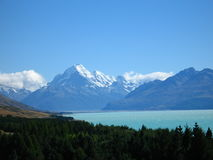 Mt Cook Royalty Free Stock Photography