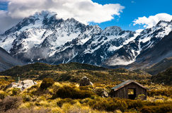Mt Cook. Stock Image