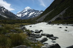 Mt Cook National Park Stock Images