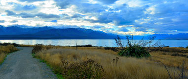 Mt Cook National Park, New Zealand Royalty Free Stock Images