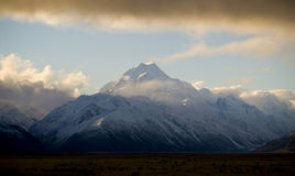 Mt Cook, New Zealand Royalty Free Stock Image