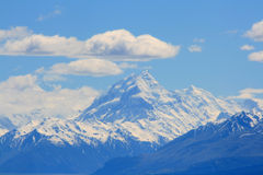 Mt Cook, New Zealand Stock Photography