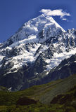 Mt. Cook, New Zealand Royalty Free Stock Images