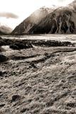 Mt. Cook Range. New zealand aotearoa Royalty Free Stock Photography