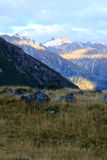 Mt. Cook,South Island New Zealand. Royalty Free Stock Photos