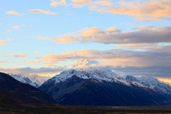 Mt. Cook,South Island New Zealand. Royalty Free Stock Photography