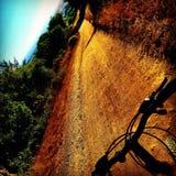 Mt-cykel Royaltyfri Bild