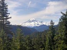 Mt dżdżysty fotografia royalty free