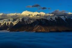 Mt de oro Gonaga Imágenes de archivo libres de regalías