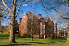 Mt. de Universiteit van Holyoke royalty-vrije stock foto's