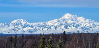 Mt. Denali Stock Photo
