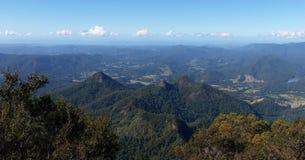 Mt, der Australien warnt lizenzfreies stockfoto