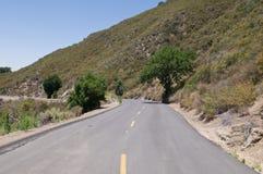 Mt. Diablo road Stock Photos