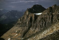 Mt. Edith Cavell Royalty Free Stock Image
