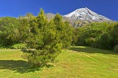 Mt Egmond imagen de archivo