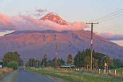 Mt Egmond, Nueva Zelandia imagen de archivo libre de regalías