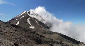 Mt Egmont Immagini Stock