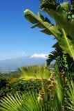Mt el Etna Imagenes de archivo