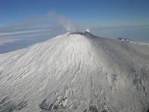 Mt. el Etna Fotografía de archivo libre de regalías