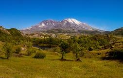 Mt El Monte Saint Helens imagen de archivo