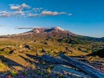 Mt El Monte Saint Helens foto de archivo libre de regalías
