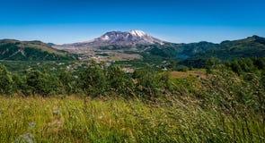 Mt El Monte Saint Helens fotografía de archivo